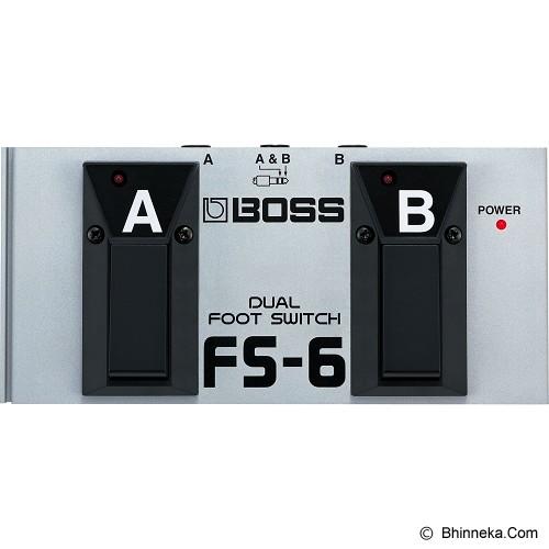 BOSS Foot Switch Boss [FS-6] - Amplifier Footswitch